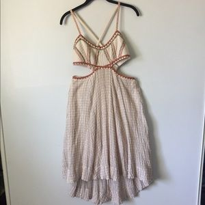 Free People Flowy Boho Dress size 4